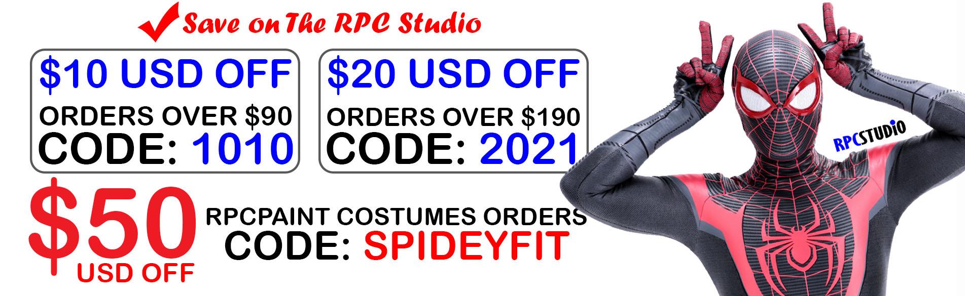 Save On The RPC Studio