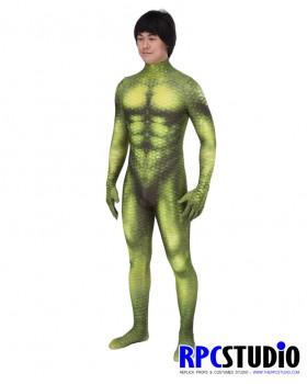 UNDERSUIT Green Golbin