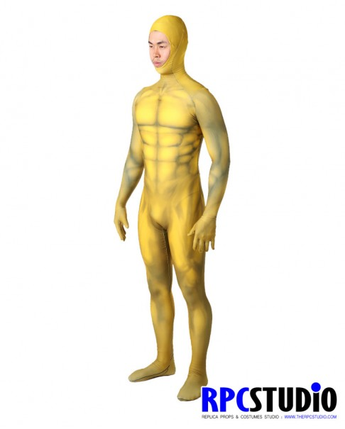 UNDERSUIT YELLOW