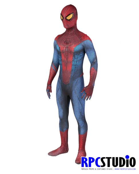 TASM1 #004J WITH 3D WEBBING PUFFYPAINT