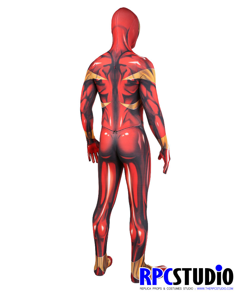 IRON SPIDER #008H
