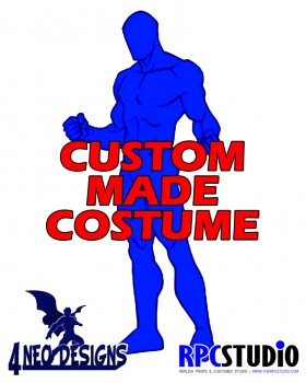 4 NEO DESIGNS CUSTOM MADE COSTUME
