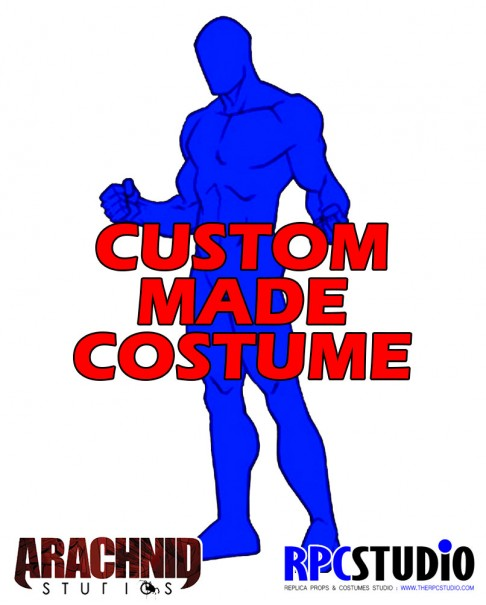 ARACHNID STUDIOS CUSTOM MADE COSTUME