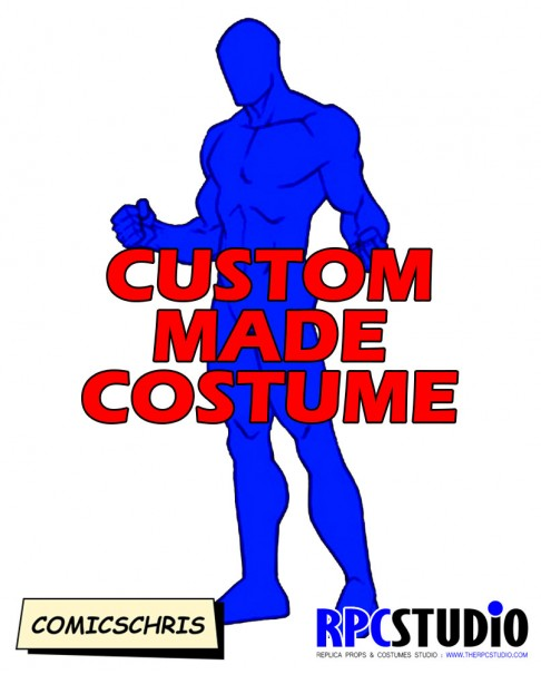 COMICSCHRIS CUSTOM MADE COSTUME