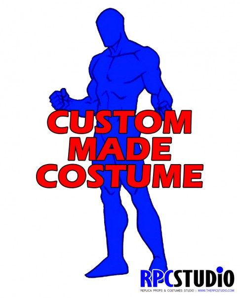 CUSTOM MADE COSTUME