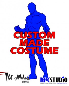 ICE MAN STUDIOS CUSTOM MADE COSTUME