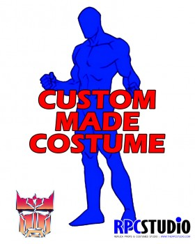 PRIME PROPS CUSTOM MADE COSTUME
