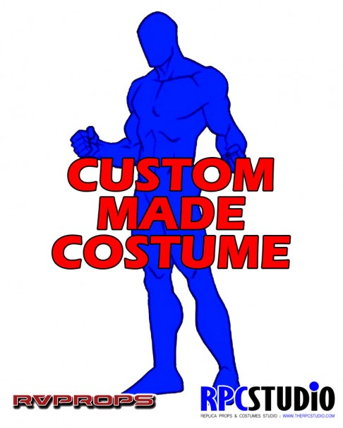 RVPROPS DESIGNS CUSTOM MADE COSTUME