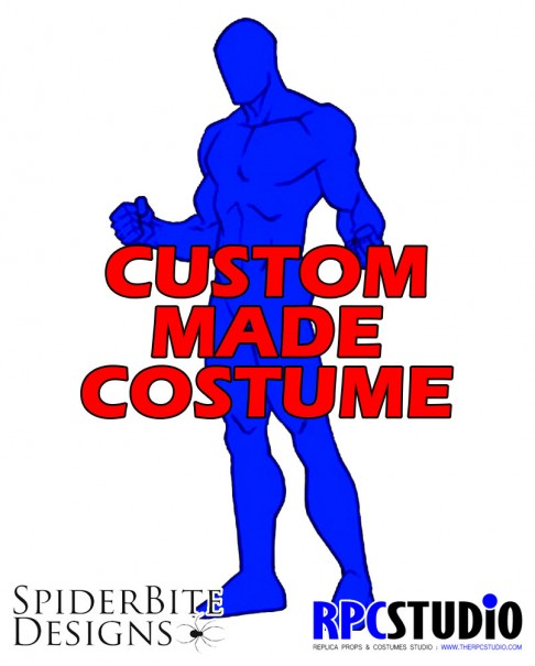 SPIDERBITE DESIGNS CUSTOM MADE COSTUME