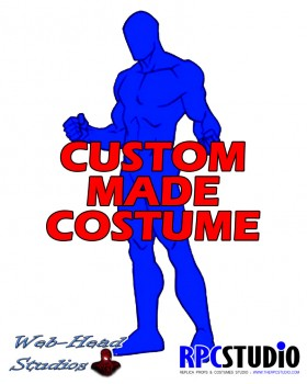 WEB-HEAD STUDIOS CUSTOM MADE COSTUME
