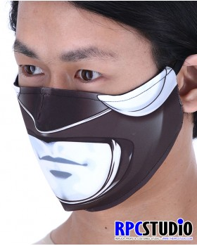 RANGER BLACK FACEMASKS