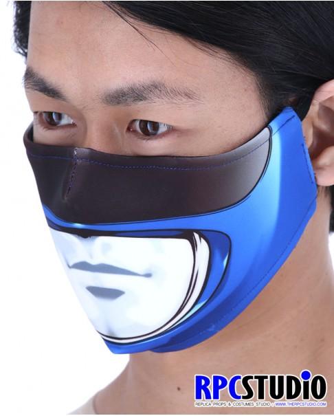 RANGER BLUE FACEMASKS