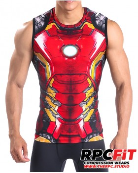 TONY SLEEVELESS SHIRTS : FREE SHIPPING WORLDWIDE