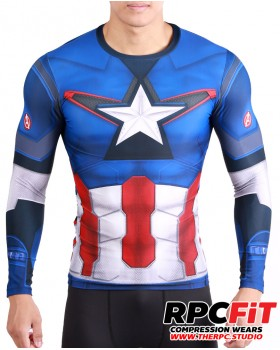 CAPT LONG SLEEVE SHIRTS : FREE SHIPPING WORLDWIDE